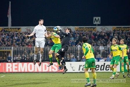 FC Carl Zeiss Jena gegen 1860 München