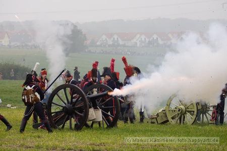 Schlachtnachstellung 1806