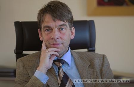 Oberbürgermeister Dr. Albrecht Schröter